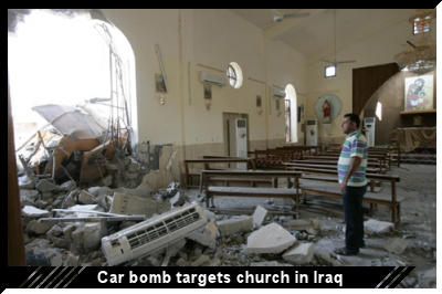 car-bomb-targets-church-in-Iraq
